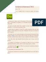 Tutorial Dreamweaver Cs5.5