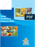 21503478 Horticulture INDIA Database 2008