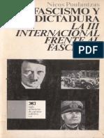 Poulantzas, Nicos - Fascismo y Dictadura