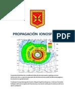 PROPAGACIÓN IONOSFÉRICA SIMPLE EN ESPAÑOL
