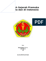 Makalah Sejarah Pramuka Di Dunia Dan Di Indonesia