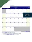 June 2015 Calendar