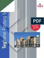 Tegframe Framing System Brochure