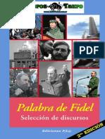 Castro, Fidel - Seleccion de Discursos