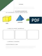 Actividad Cuerpos Geometricos 2