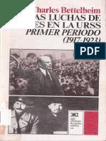Las Luchas de Clases en La URSS - Primer Periodo (1917-1923) - Charles Bettelheim_cropped