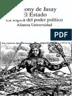 Anthony de Jasay - El Estado y la logica del poder publico.pdf
