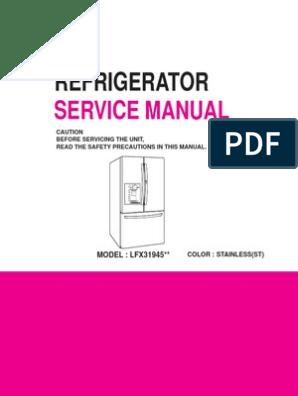 LG LFX31945 Refrigerator Service Manual MFL62188076_signature2 brand
