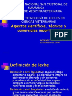 Curso Tecnología de Leches 2015