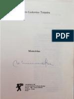 Livro Memorias Pedro Ludovico