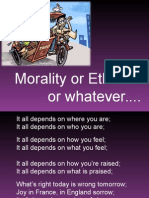 Morality and Ethics_Basics