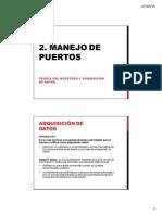 Unidad 2-Manejo de Puertos
