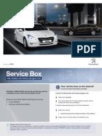 Peugeot 508 manual de utilizador INGLES