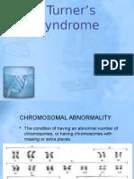 Turner Syndrome Ppt