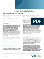 PN 38 2014 Fire Hydrants System Design, Installation, Commissioning and Testing