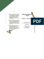 Toilet training brochure