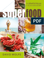David Wolfe - SUPERFOOD
