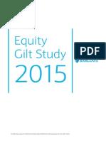 Equity Gilt Study
