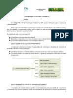Curso de Controle e Auditoria Interna