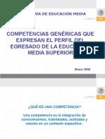 Presentación 3 Competencias Genericas