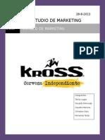 Marketing - 4 p - Cerveza Kross