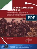 Gender and Complaints Mechanisms