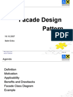 Training Design Patterns Facade