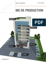 Programme de Production GEOPLAST FRA