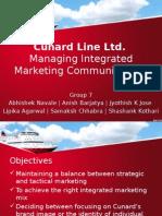 Cunard Line - Section B , Group 7