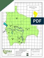 Mapa General de Oleoductos