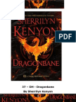 Sherrilyn Kenyon - Dark Hunter 35 Dragonbane