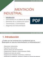 Instrumentación Industrial- basico