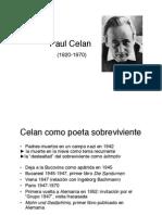 Paul Celan Resumen