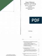 Habermas, Jürgen - Faktizität Und Geltung