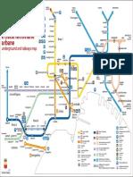 Mappa Rete Metropolitana Napoli Def