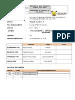 Axo 5f Procedimiento Para La Disposicion de Residuos (Nc)