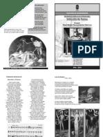 Selección Poética Edad Media Renacimiento y Barroco