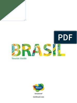 Brazil Tourist Guide Brazil Rio De Janeiro