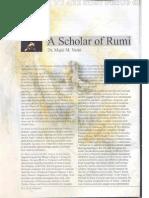 Malaysian Magazine Article about Dr. Naini