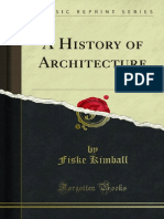 A History of Architecture