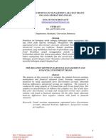 analisis hubungan manajemen laba dan fraud dalam perusahaan