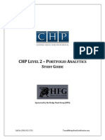 CHP Level 2 Analytics