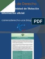 Unidad de Titulación 2015-2016