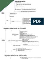 Estructura Normas de Informacion Financiera