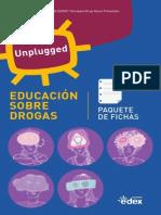 Unplugged Edex Paquete de Fichas Web