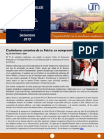 Boletín Setiembre CFPTE 2015