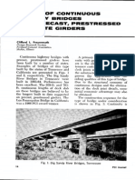 JL-69-April Design of Continuous Highway Bridges With Precast Prestressed Concrete Girders
