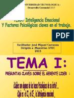 PPP4 INTELIGENCIA EMOCIONAL  Y El NUEVO ROL DEL JEFE_.ppt