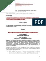 181 Ley de Mejora Regulatoria Del Estado y Municipios de Oaxaca. 2may2014