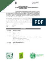 Programa Presentacion Del Libro Los Pueblos Indigenas Frente Al Cambio Climatico